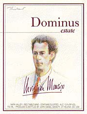 Yountville Dominus Christian Moueix 2010