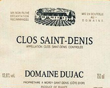 Clos Saint-Denis Grand Cru