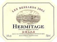 Hermitage Les Bessards Delas Frères 2009