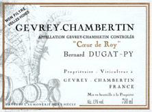 Bernard Dugat-Py Gevrey-Chambertin Coeur de Roy