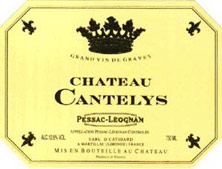 Etiquette Cantelys