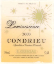 Condrieu Luminescence Guigal