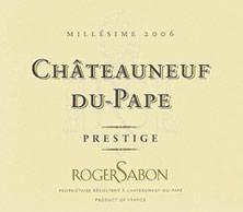 Châteauneuf-du-Pape  Cuvée Prestige