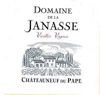 Châteauneuf-du-Pape Cuvée Vieilles Vignes La Janasse (Domaine de) 2007