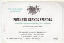 Pierre Hugot Pommard