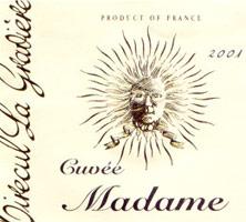 Monbazillac Tirecul La Gravière Cuvée Madame Bruno et Claudie Bilancini 1995