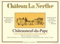 Châteauneuf-du-Pape Château la Nerthe Famille Richard