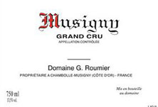 Musigny Grand Cru Georges Roumier  price by vintage
