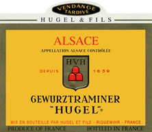 Gewurztraminer Vendanges Tardives Hugel (Domaine)