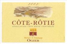 photo Michel Ogier Cote-Rotie Embruns Cote Rotie