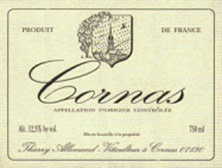 Cornas Thierry Allemand