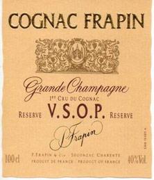 Etiquette Cognac