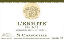 Hermitage Ermitage l'Ermite Chapoutier 2000