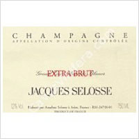 Jacques Selosse Extra Brut price by vintage