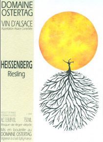 Riesling Heissenberg  Ostertag (Domaine)