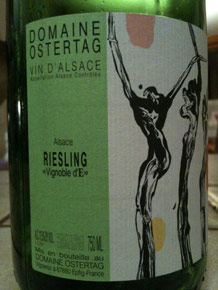 Riesling Vignoble d'E Ostertag (Domaine)