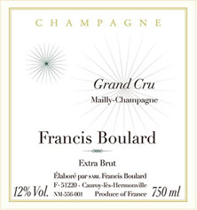 Francis Boulard Mailly Brut Nature
