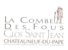 Châteauneuf-du-Pape Clos Saint-Jean La Combe des Fous Pascal et Vincent Maurel 2005