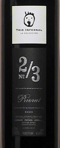 Priorat Trio infernal N° 2/3