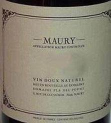 Etiquette Maury