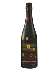 Champagne Taittinger 2002 - Collection Amadou Sow