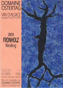 Riesling Fronholz Ostertag (Domaine)