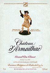 Armailhac - Mouton Baron(ne) Philippe