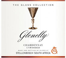 Stellenbosch Glenelly The Glass Collection - Chardonnay