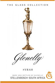 Stellenbosch Glenelly The Glass Collection - Syrah