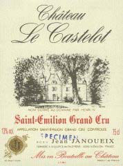 Etiquette Cast�lot