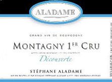 Etiquette Montagny 1er Cru
