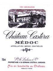 Etiquette Castera