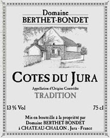 Côtes du Jura  Tradition