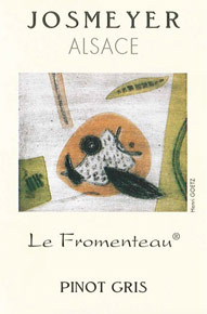 Pinot Gris Le Fromenteau Josmeyer (Domaine)