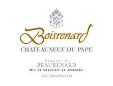Châteauneuf-du-Pape Beaurenard (Domaine de) Cuvée de Boisrenard Paul Coulon & Fils