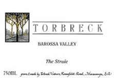Barossa Valley Torbreck The Struie