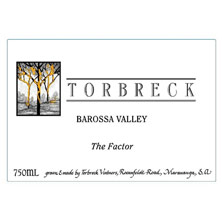 Barossa Valley Torbreck The Factor