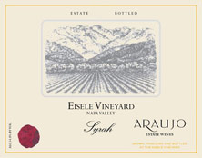 Eisele Vineyard Araujo Estate Wines Sauvignon Blanc