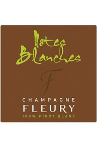 Fleury Notes Blanches Brut Nature