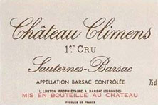 Château Climens 1929