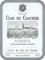 Clos du Clocher
