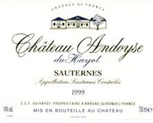 Andoyse du Hayot
