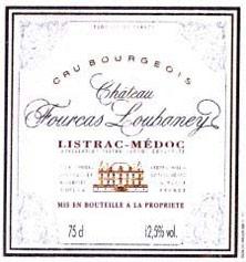 Chateau fourcas-loubaney