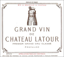 Château Latour 1961