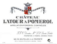 Château Latour à Pomerol 1947