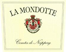 Château la Mondotte 2009