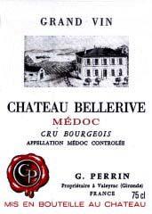 Etiquette Bellerive