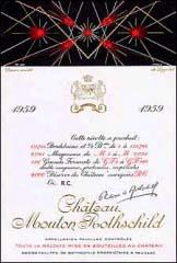 Château Mouton Rothschild 1959