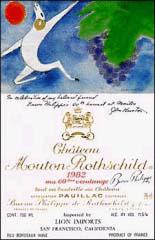 Château Mouton Rothschild 1982