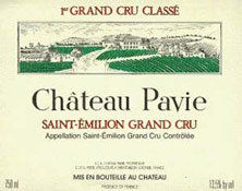 Château Pavie 2000